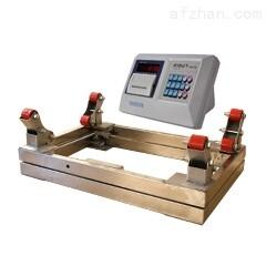 带打印钢瓶秤多少钱3T电子不锈钢钢瓶秤