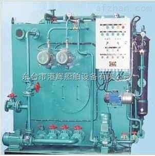 污水处理设备:生活污水粉碎消毒储存柜