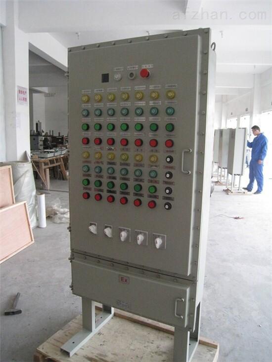 plc触摸屏防爆控制柜