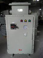 BQXB一控一防爆變頻調速箱