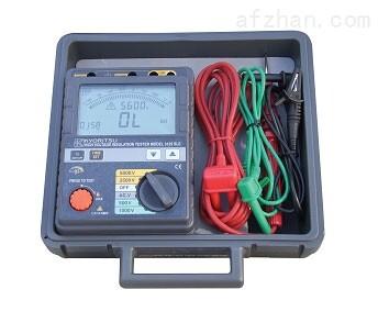 KY2501A(3102A)指针式高压绝缘电阻测试仪