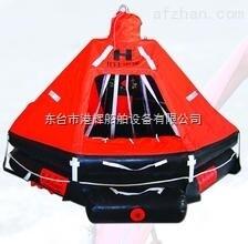 救生设备:气胀式救生筏