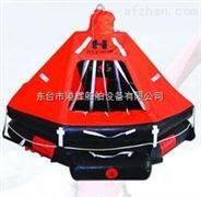 救生設備:氣脹式救生筏