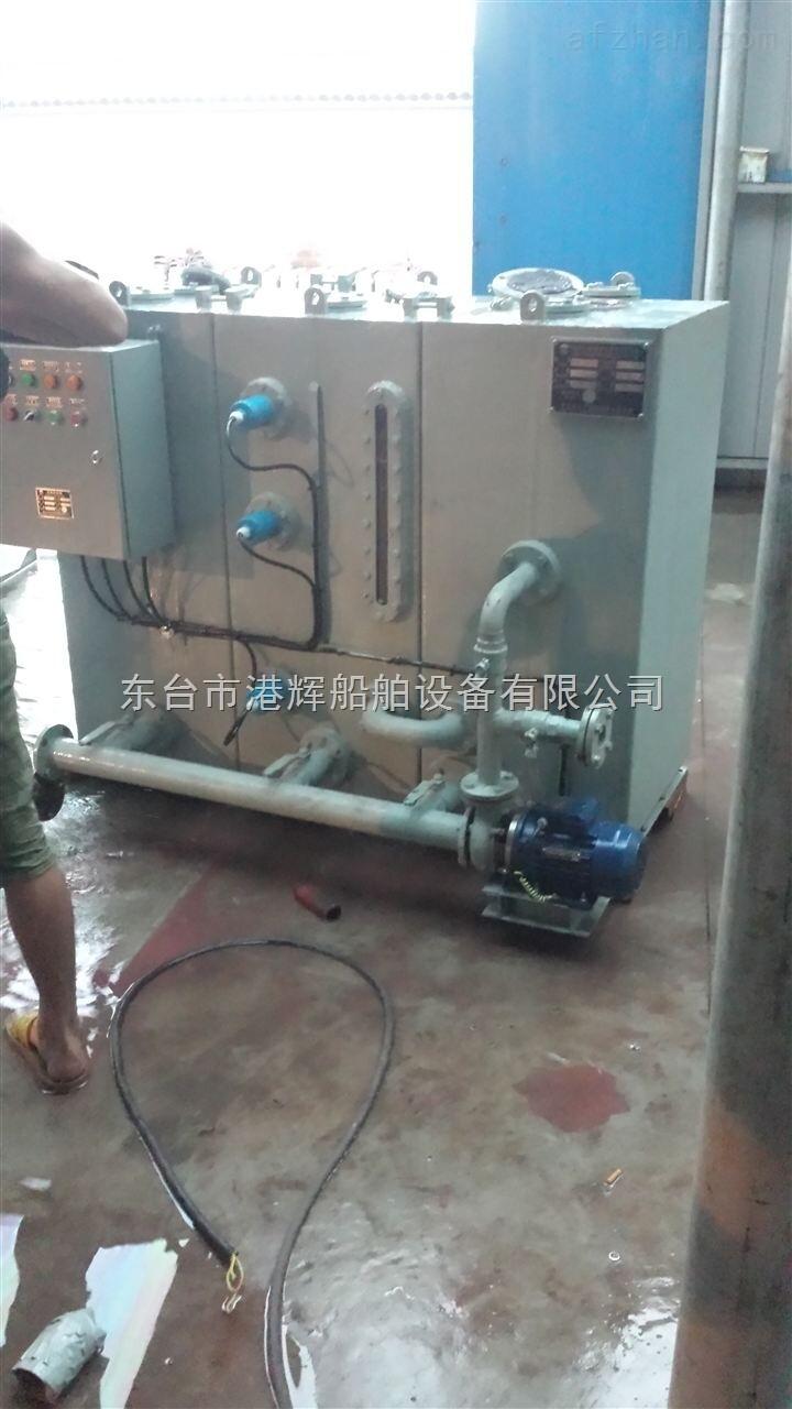 防污水设备:生活污水储存柜