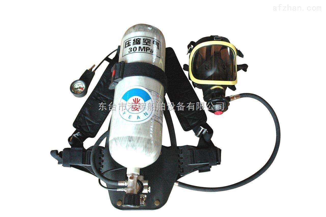 消防器材:正压式消防空气呼吸器