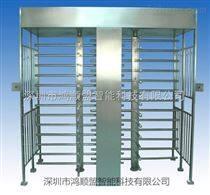 全高轉閘 不銹鋼轉閘門 深圳刷卡轉閘機