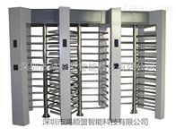 Site entrance and exit of high rotary door chemical plant access control fingerprint full height switch
