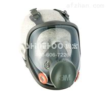 3M 6800防毒面具/防毒全面罩 双滤盒