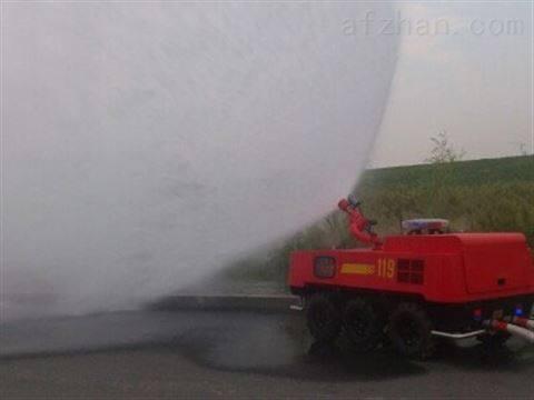 消防救援消防灭火机器人