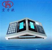 深圳宏力欧厂家品牌食堂指纹就餐机|指纹收费机|指纹消费机