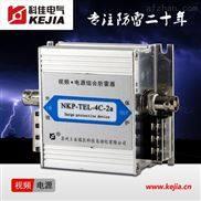 NKP-TEL-4C-2a-科佳电气二合一防雷器