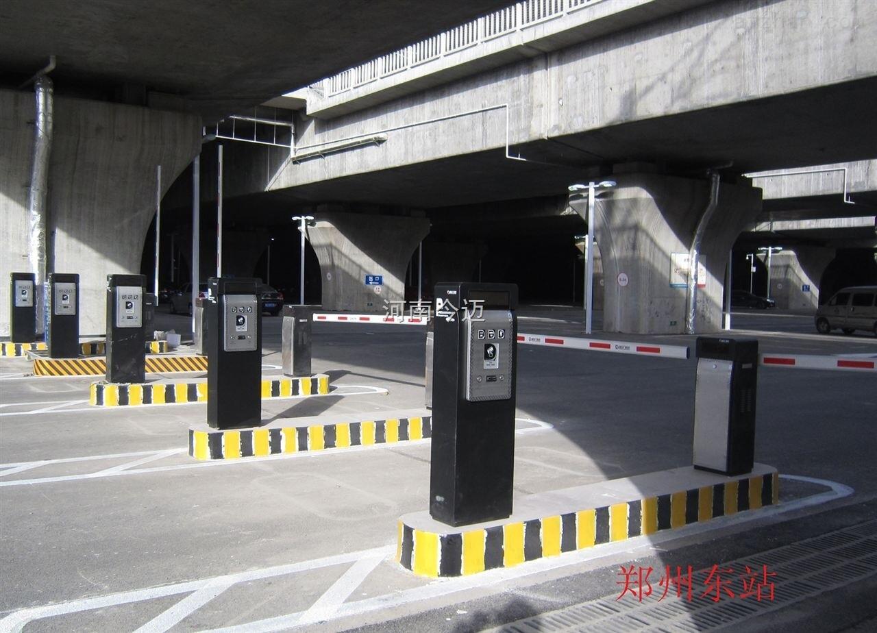 道尔智能停车场恭系列道闸