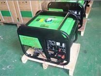 闪威汽油发电电焊一体机组