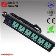 科佳电气电源防雷插座 机房防雷PDU可移动插线板