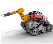 履带式灭火机器人