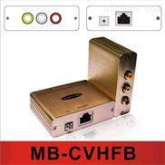 立体高保真音频/复合视频延长器