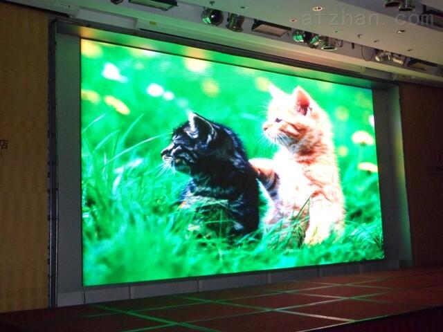 视频会议led大屏幕显示系统品牌 p3全彩led大屏厂家报价