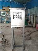 化工厂抗酸防爆防腐蚀就地操作箱.不锈钢拒腐蚀防爆操作箱