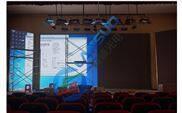 展厅P3P4LED大屏定做厂家 进口LED芯片高清电子屏价格