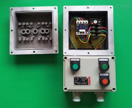 水泵启停防爆磁力启动器