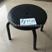 防静电注塑小圆凳定做厂家