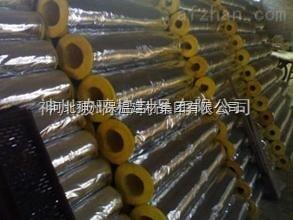 超细玻璃棉保温管