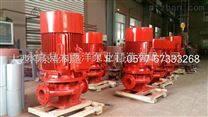 立式单级消防泵参数