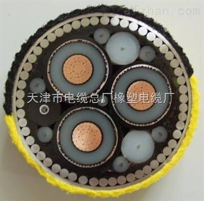 MYJV32 10KV 3*150高压钢丝铠装电力电缆多少钱