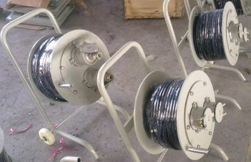 100米防爆检修电缆盘
