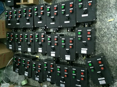BZC8050-B2D2R1G防爆防腐机旁操作箱