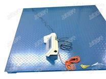 5吨带打印电子地秤 0.8*1米打印地秤
