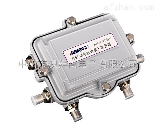 电源信号二合一防雷器,有线电视系统防雷_电源