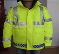 专业定制各种交通*反光衣执勤服执勤反光衣反光服led灯反光衣