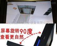 红外led补光伸缩视频检查镜360度全方位无死角广角镜头高清录像拍照音视频检查镜