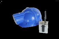 4G头盔火场图像传输设备