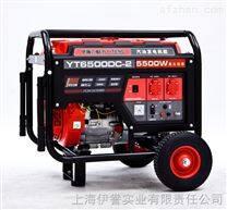 5千瓦单相开架式汽油发电机YT6500DC-2