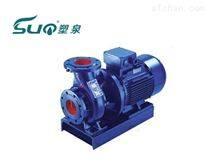 供应ISW40-100A卧式冷热水循环泵,管道泵型号尺寸,卧式单级离心泵