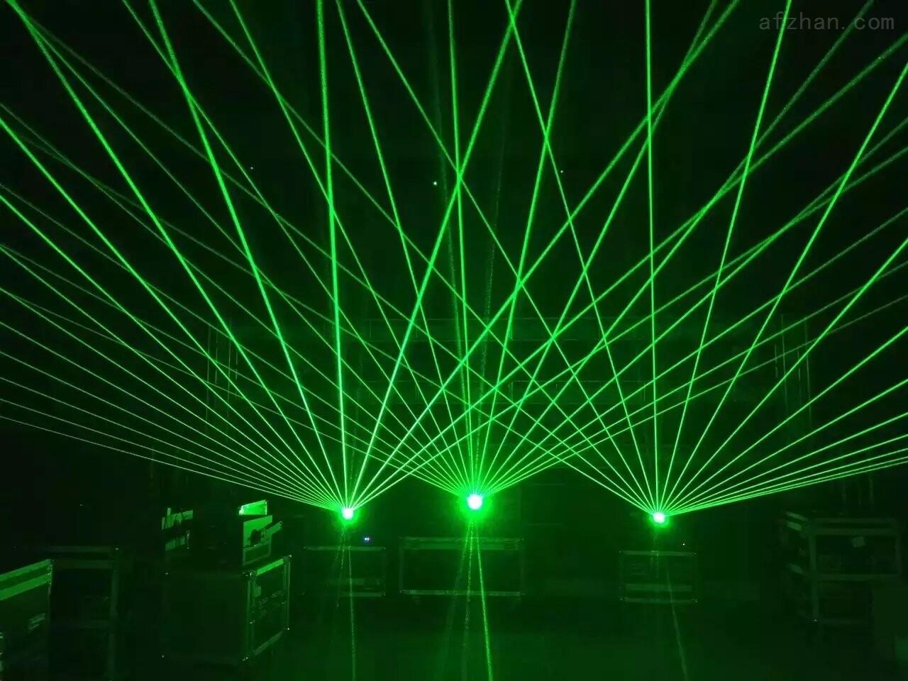 户外防水激光灯,高楼地标激光灯,楼顶镭射激光光束灯