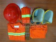 Q/321203CAA008-1999执行标准消防阻燃*服97型