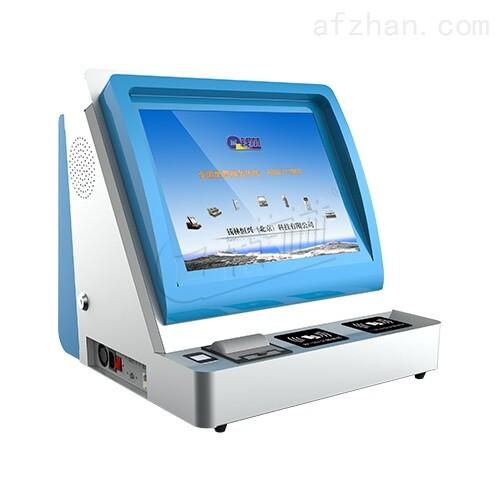 钱林双屏访客机 访客系统 来访登记系统厂家直销