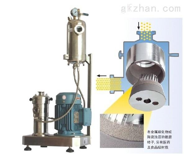 硫酸钡胶体磨