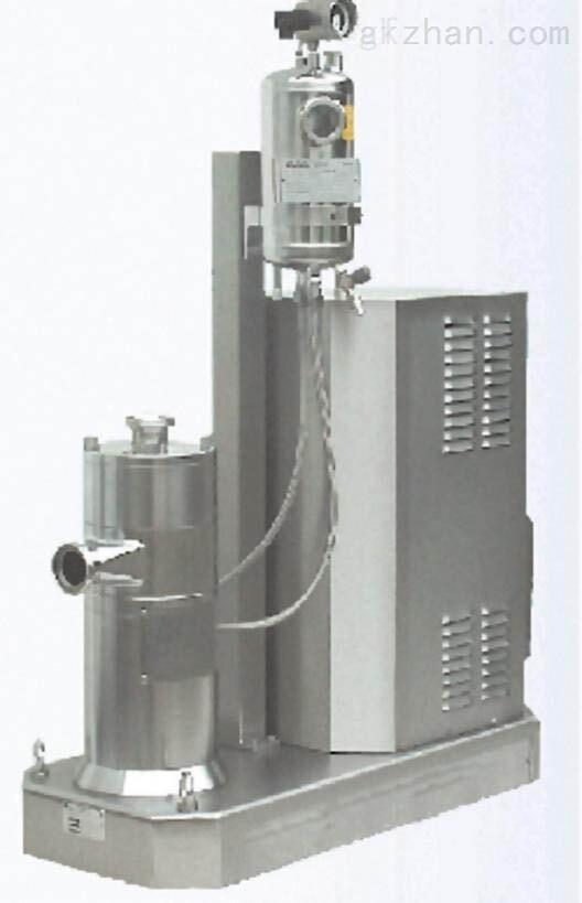 GRS2000牛油三级高剪切均质乳化机