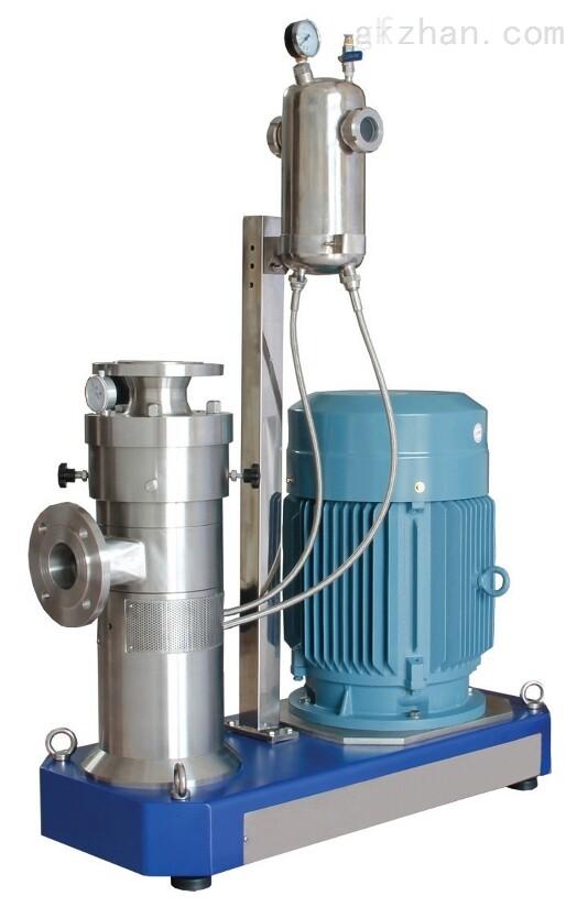 水煤管线式研磨均质机