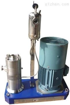 三级管线式纳米硫磺乳化机