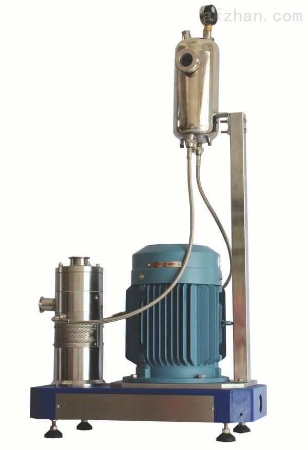 高速电子废液乳化机