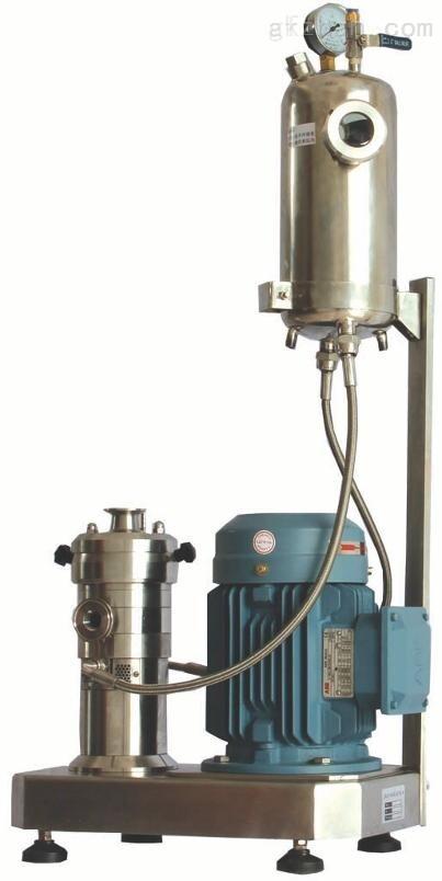 管線式濕磨機