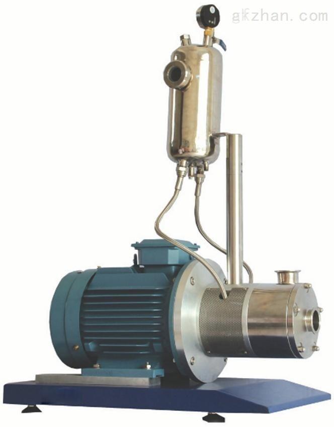 超高速乳化泵
