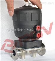 卡箍式卫生级隔膜阀