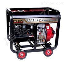 全自动7KW柴油发电机出厂价