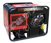 品牌10KW柴油发电机-野外施工